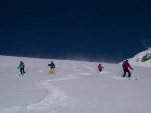 Ski West Oberland Haute Route