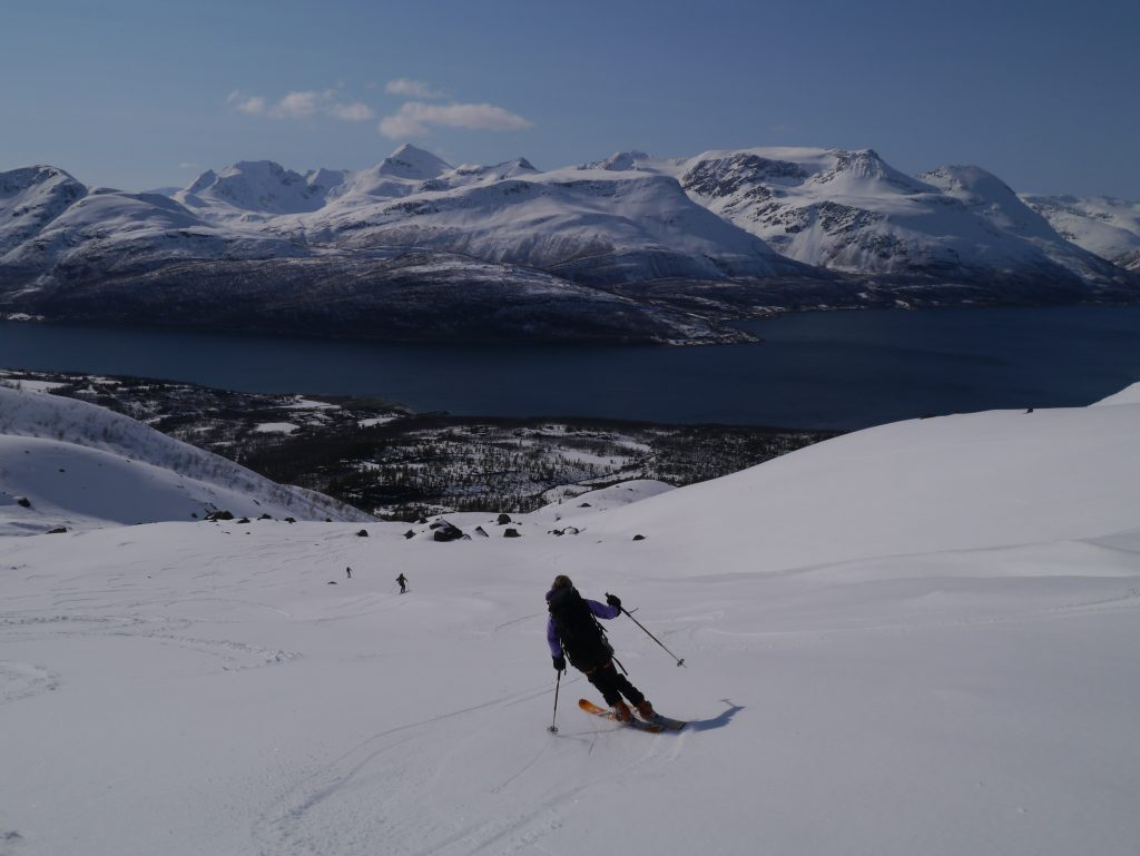 Norway Off Piste Skiing and Ski Touring Courses Avalanche Courses