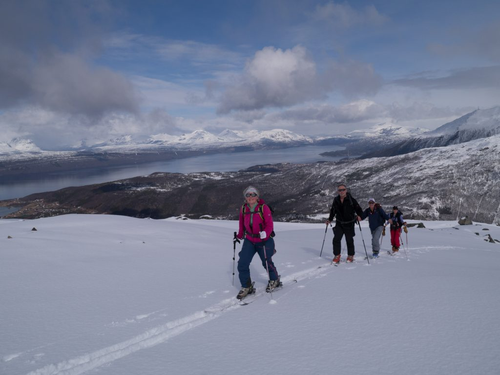 Off Piste Skiing and Ski Touring Courses Avalanche Courses Norway