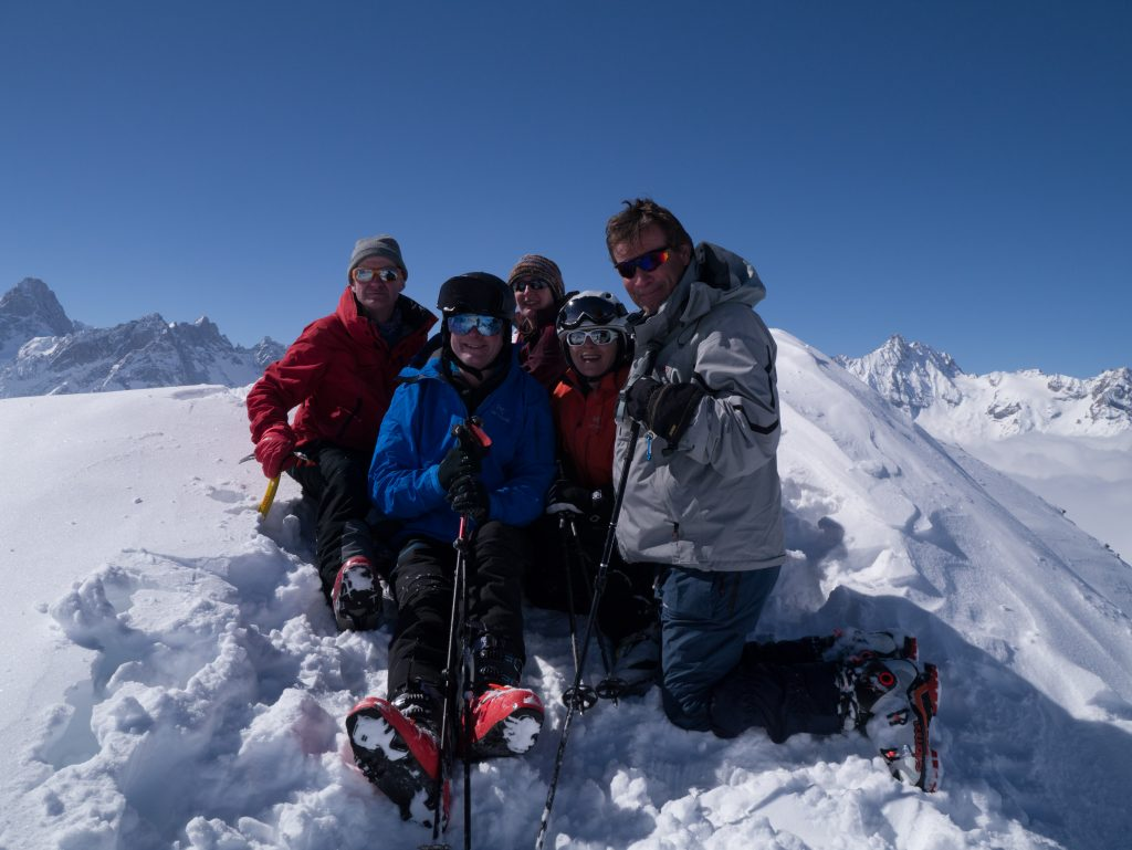 Off Piste Skiing and Ski Touring Courses Avalanche Courses on Summit