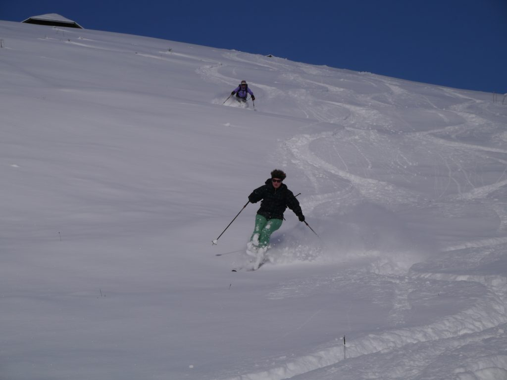 Off Piste Skiing and Ski Touring Courses Avalanche Courses